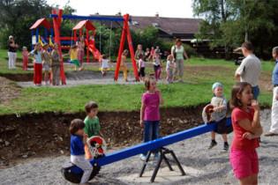 Nové detské ihriská