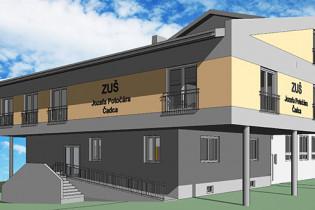 Prestavba Základnej umeleckej školy Jozefa Potočára