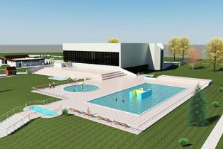 Oprava krytej plavárne a otvorenie letnej terasy